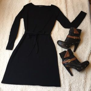 BCBGMaxAzria sweater dress